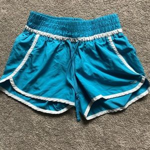 Champion running shorts blue